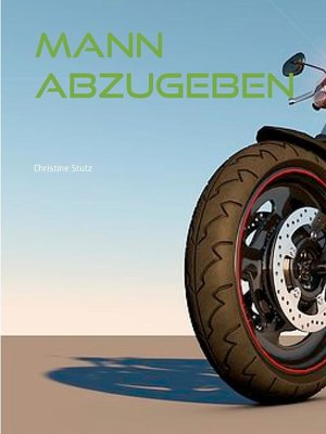 cover image of Mann abzugeben