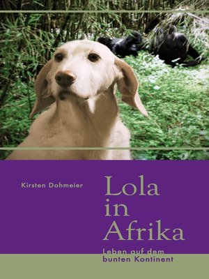 cover image of Lola in Afrika