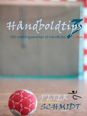 cover image of Håndboldtips 3
