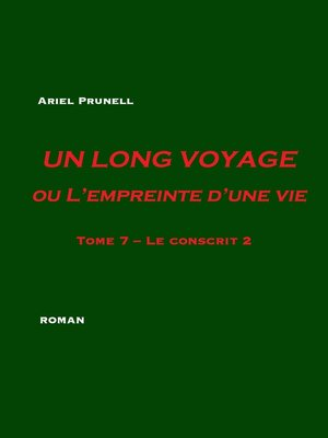 cover image of Le conscrit 2