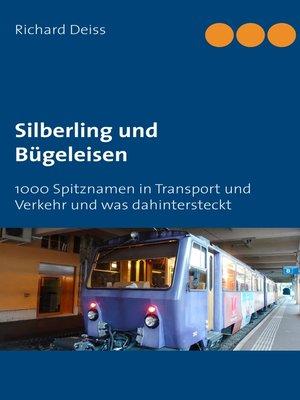 cover image of Silberling und Bügeleisen