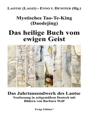 cover image of Mystisches Tao-Te-King  (Daodejing)