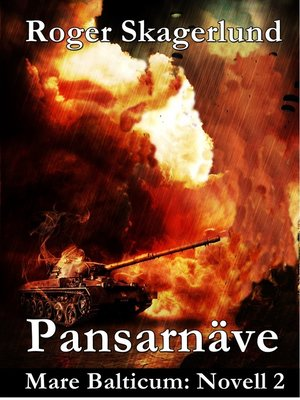 cover image of Pansarnäve