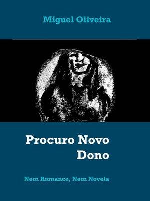 cover image of Procuro Novo Dono