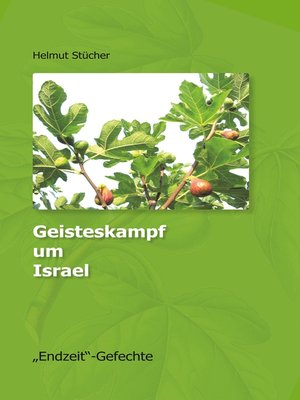 cover image of Geisteskampf um Israel