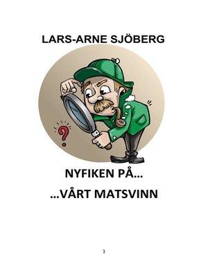 cover image of Nyfiken på matsvinn