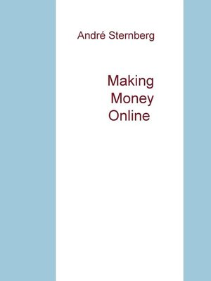 cover image of Making Money Online