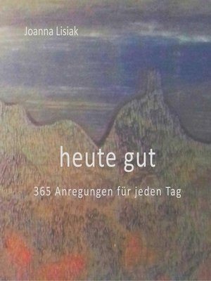 cover image of heute gut