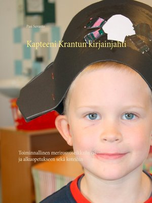cover image of Kapteeni Krantun kirjainjahti
