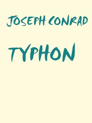 cover image of TYPHON