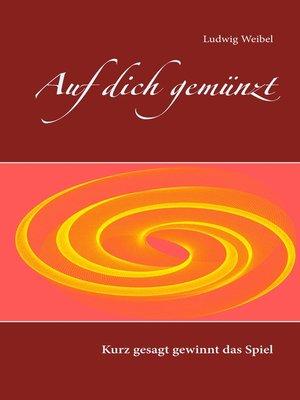 cover image of Auf dich gemünzt