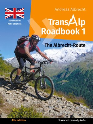 cover image of Transalp Roadbook 1--The Albrecht-Route (english version)