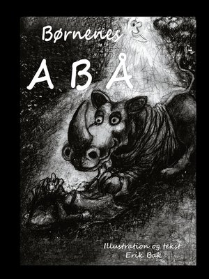 cover image of Børnenes ABÅ