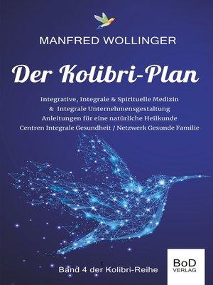 cover image of Der Kolibri-Plan 4