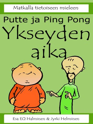 cover image of Putte ja Ping Pong