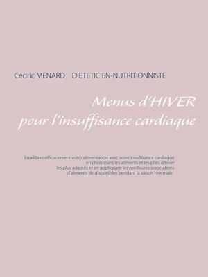 cover image of Menus d'hiver pour l'insuffisance cardiaque