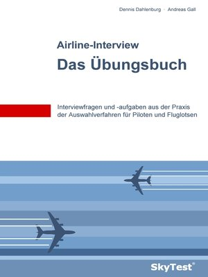 cover image of SkyTest® Airline-Interview – Das Übungsbuch