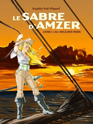 cover image of Le Sabre d'Amzer