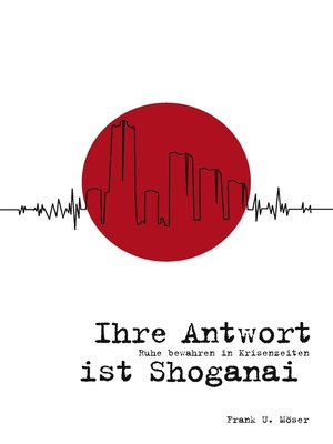 cover image of Ihre Antwort ist Shoganai