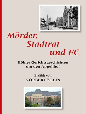 cover image of Mörder, Stadtrat und FC