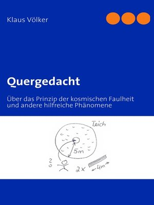cover image of Quergedacht