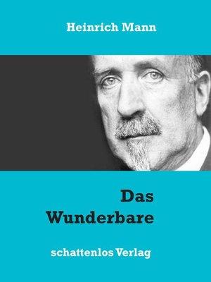 cover image of Das Wunderbare