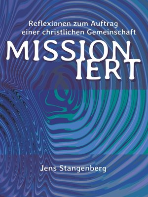 cover image of MISSIONiert