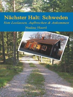 cover image of Nächster Halt Schweden