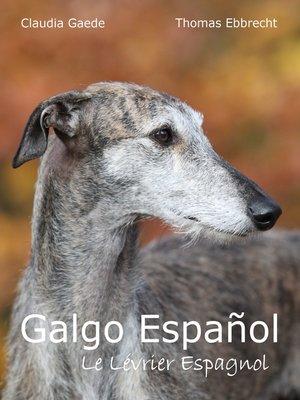 cover image of Galgo Español