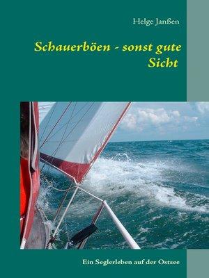 cover image of Schauerböen--sonst gute Sicht