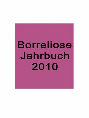cover image of Borreliose Jahrbuch 2010