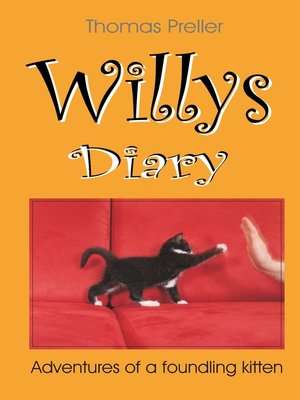 cover image of Willys Diary