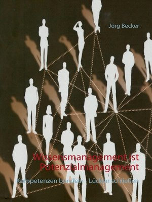 cover image of Wissensmanagement ist Potenzialmanagement
