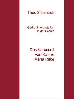 cover image of Gedichtinterpretation in der Schule