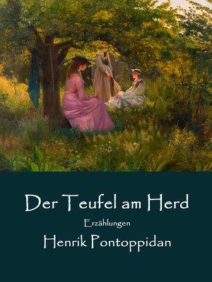 cover image of Der Teufel am Herd