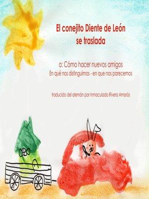 cover image of El conejito Diente de León se traslada