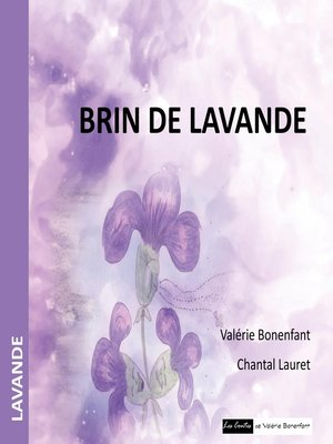 cover image of Brin de lavande