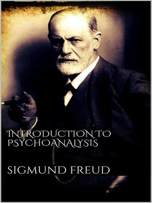 cover image of Introduction to Psychoanalysis