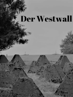 cover image of Der Westwall
