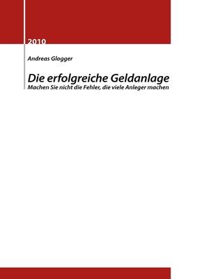 cover image of Die erfolgreiche Geldanlage