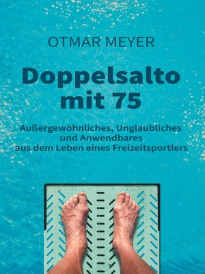 cover image of Doppelsalto mit 75