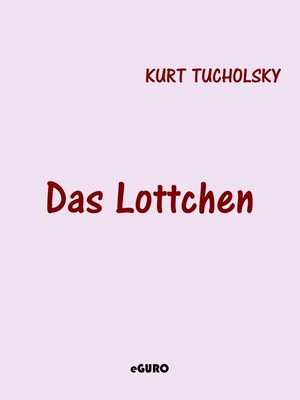 cover image of Das Lottchen