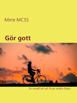 cover image of Gör gott