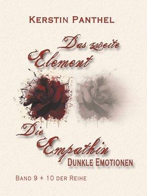 """cover image of """"Das zweite Element"""" und """"Die Empathin"""""""