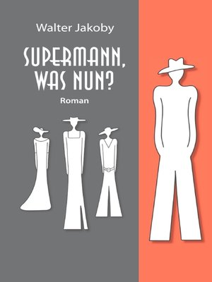 cover image of Supermann, was nun?