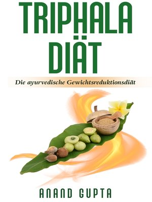 cover image of Triphala Diät