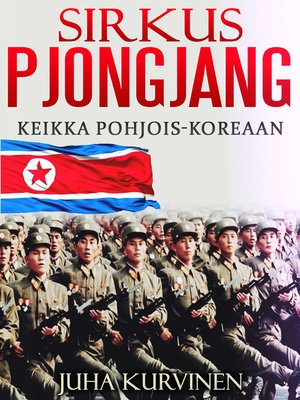 cover image of Sirkus Pjongjang