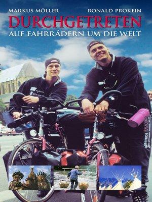 cover image of Durchgetreten