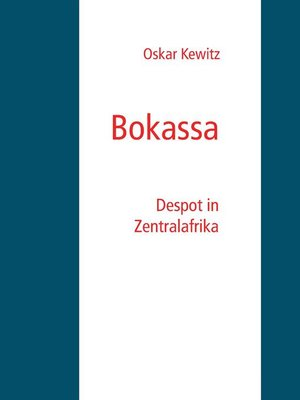 cover image of Bokassa