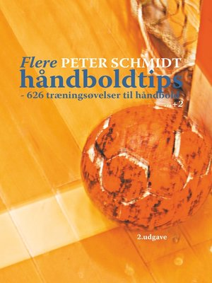 cover image of Flere håndboldtips